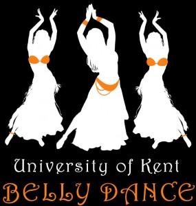 Logo of University of Kent Bellydance