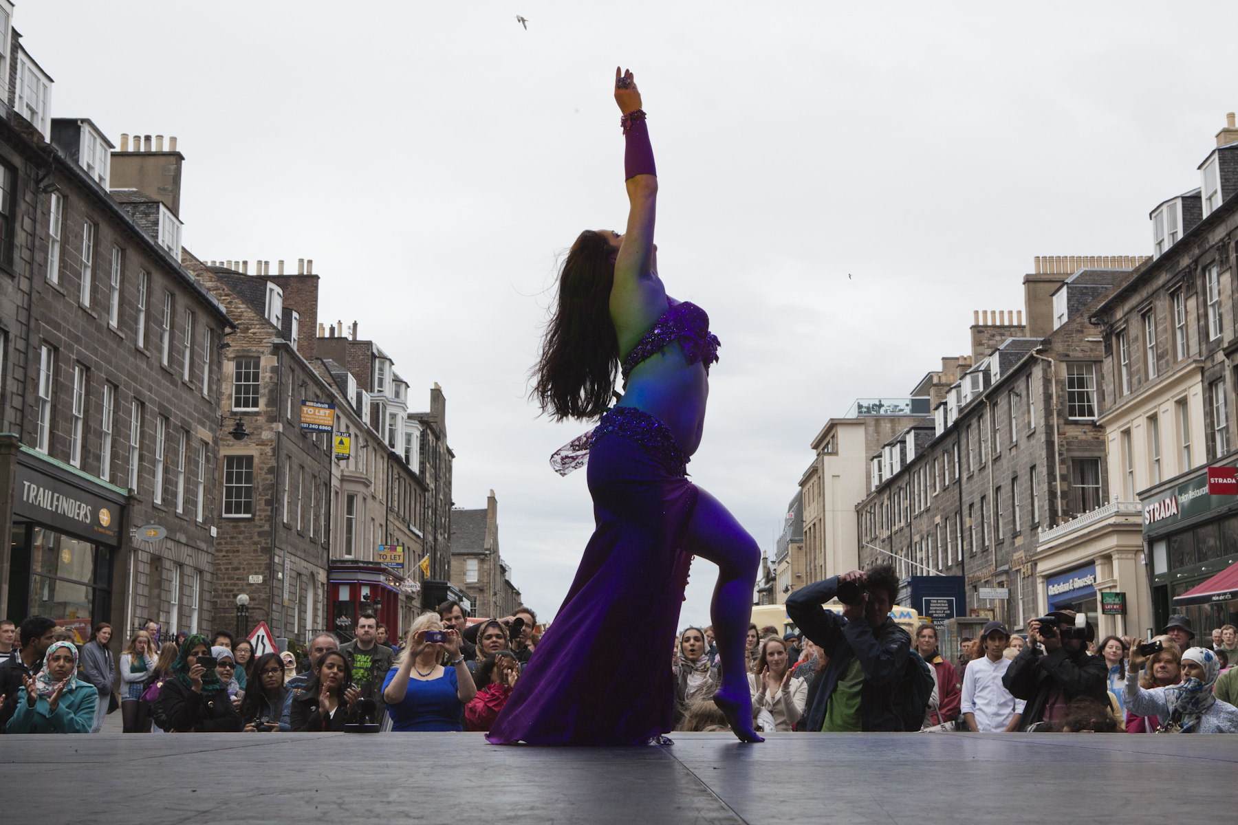Big Dance Edinburgh